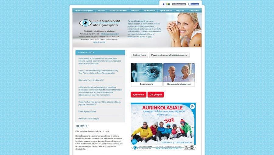 Silmälääkärit Turku