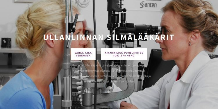 Ullanlinnan Silmälääkärit